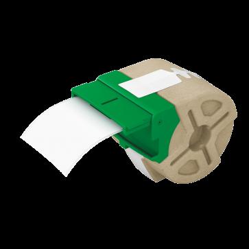 Cartus, 61mmx22m, hartie, adeziv permanent, LEITZ Icon