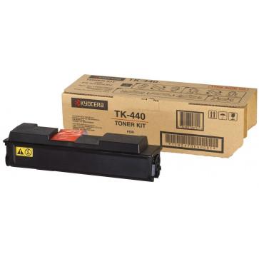 Toner, black, 15.000 pagini, KYOCERA TK-440