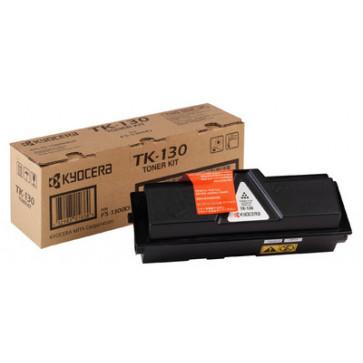 Toner, black, 7200 pagini, KYOCERA TK-130