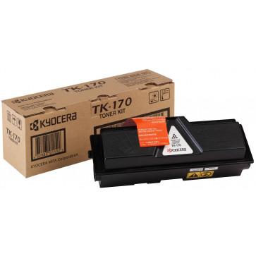 Toner, black, 7200 pagini, KYOCERA TK-170