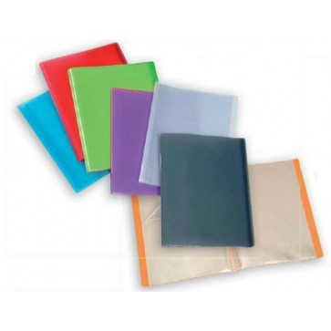 Mapa pentru prezentare, diverse culori, 80 file, VIQUEL