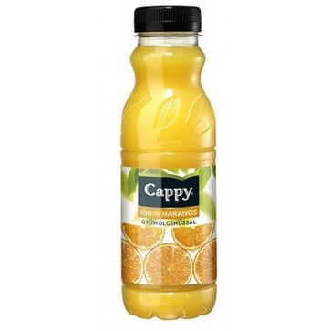 Bautura racoritoare, 330ml, CAPPY Orange