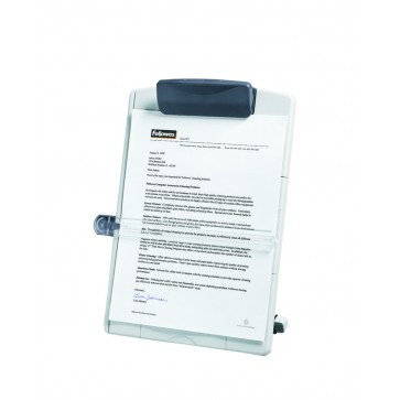 Suport pentru documente, gri-platinum, FELLOWES Standard