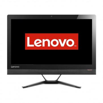 Sistem All-In-One LENOVO 21.5'' IdeaCentre 300, FHD IPS, Procesor Intel® Core™ i5-6200U 2.3GHz Skylake, 4GB, 1TB, GeForce 920A 2GB, FreeDos, Black