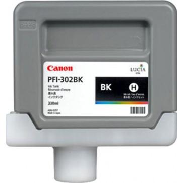 Cartus, black, CANON PFI-302BK