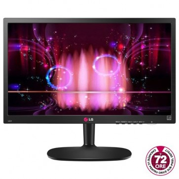 "Monitor LED, 21.5"""", Full HD, negru, LG 22M35A-B"