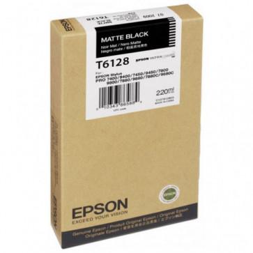 Cartus, matte black, EPSON C13T612800