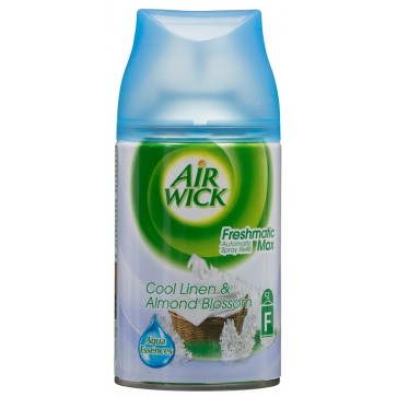 Rezerva AIR WICK Freshmatic Liliac Alb si Prospetimea Asternuturilor, 250ml