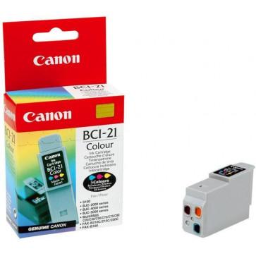 Cartus, color, CANON BCI21C