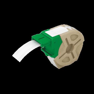 Cartus, plastic, 12mmx10m, plastic alb, adeziv permanent, LEITZ Icon