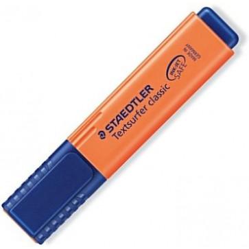 Textmarker 1-5mm, portocaliu, STAEDTLER Textsurfer classic