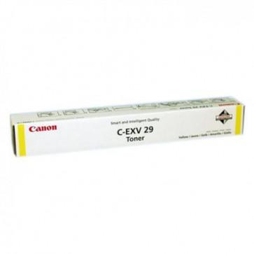 Toner, yellow, CANON C-EXV29Y