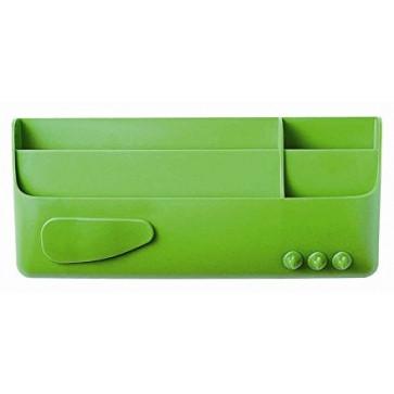 Suport magnetic, pentru accesorii tabla, verde, BI-OFFICE Smart-Box