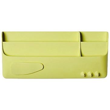 Suport magnetic, pentru accesorii tabla, galben, BI-OFFICE Smart-Box