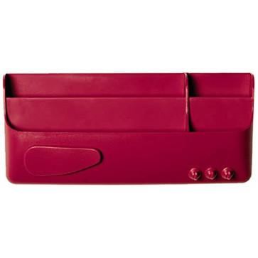 Suport magnetic, pentru accesorii tabla, rosu, BI-OFFICE Smart-Box