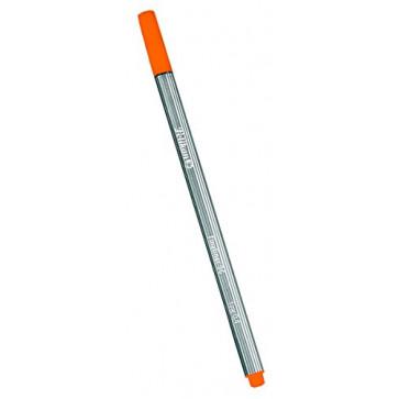 Liner 0.4mm, portocaliu neon, PELIKAN 96