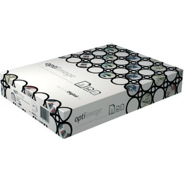 Hartie alba A4, 90 g/mp, 500 coli/top, OPTIIMAGE