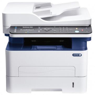 Multifunctional laser monocrom XEROX WorkCentre 3225DNI, A4, USB, Retea, Wi-Fi, Fax