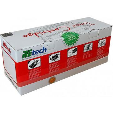 Cartus compatibil black LEXMARK E230/12A8400 RETECH