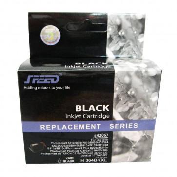Cartus compatibil black HP CB316/321, CN684 SPEED