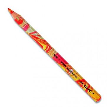 Creion multicolor, 3 culori, KOH-I-NOOR Magic Fire
