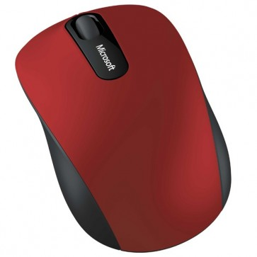 Mouse MICROSOFT Mobile 3600, Bluetooth, 1000 dpi, rosu