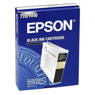 Cartus, black, EPSON SO20118