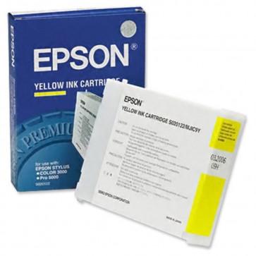 Cartus, yellow, EPSON SO20122
