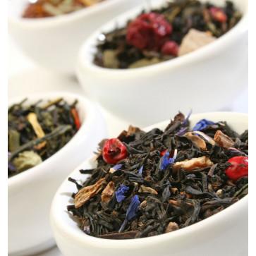 Ceai infuzie, 250 g/plic, negru cu scortisoara, BRISTOT
