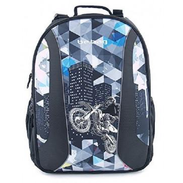 Rucsac ergonomic, HERLITZ Be.Bag Airgo Big City Biker