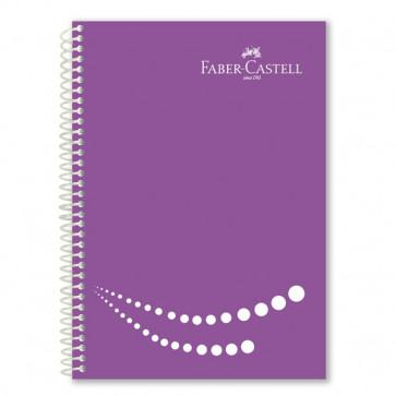 Caiet de birou, A4, matematica, coperta PP, 100 file, FABER CASTELL