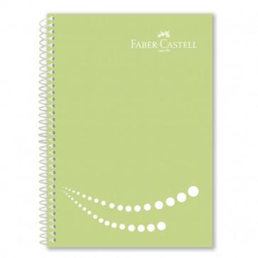 Caiet de birou, A4, dictando, coperta PP, 100 file, FABER CASTELL