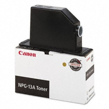Toner, black, CANON NPG-13