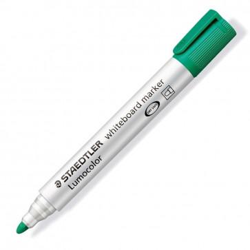 Marker pentru tabla (whiteboard), 2.0mm, verde, STAEDTLER Lumocolor 351