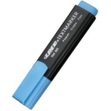 Textmarker, albastru, 1-6mm, LACO TM50