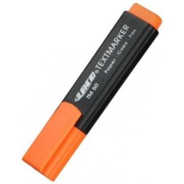 Textmarker, portocaliu, 1-6mm, LACO TM50