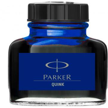 Cerneala, 57ml, albastru permanent, PARKER Quink