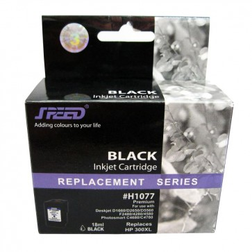Cartus compatibil black Nr. 300XL HP CC640 SPEED