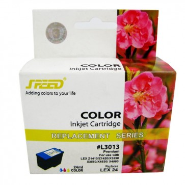 Cartus compatibil color LEXMARK 18C1524/18C1624 SPEED