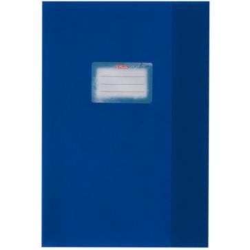 Coperta A4, PP, albastru inchis, 25 buc/set, HERLITZ
