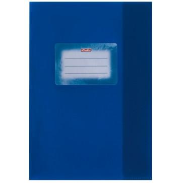 Coperta A5, PP, albastru inchis, 25 buc/set, HERLITZ