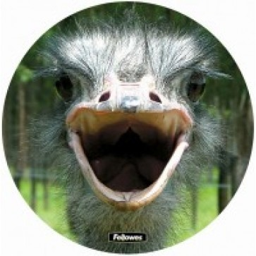 Mouse pad, FELLOWES Ostrich