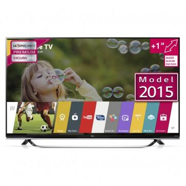 Televizor Smart LED Ultra HD 3D, webOS 2.0, 124 cm, LG 49UF8507