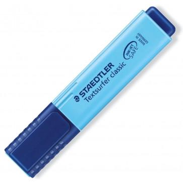 Textmarker 1-5mm, albastru, STAEDTLER Textsurfer classic