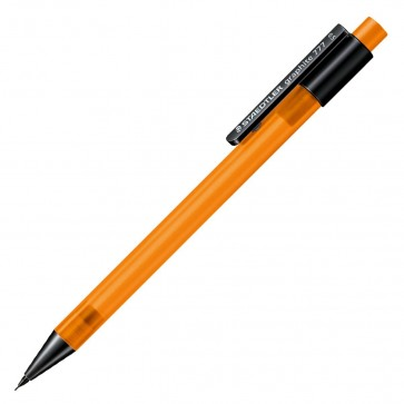 Creion mecanic 0.5mm, portocaliu, STAEDTLER graphite 777