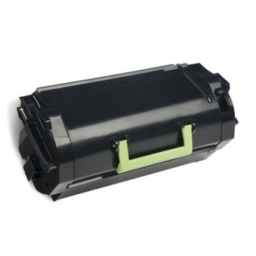 Toner, black, LEXMARK 52D0XA0