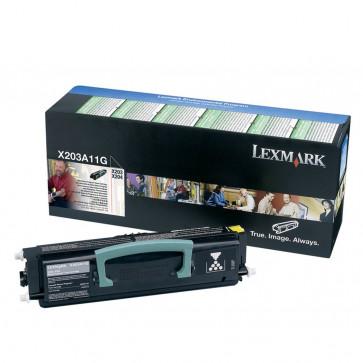 Toner, black, E232-230-E33X, LEXMARK RP 24016SE