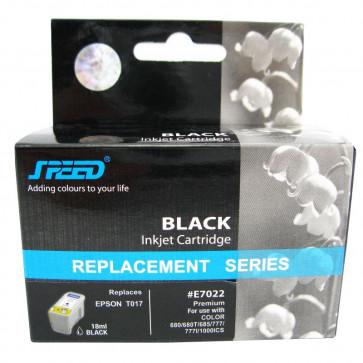 Cartus compatibil black EPSON T017 SPEED