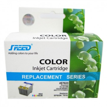 Cartus compatibil color EPSON T018 SPEED