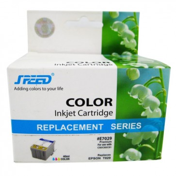 Cartus compatibil color EPSON T029 SPEED